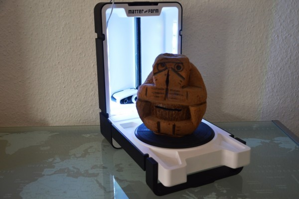 3D-Objektscan