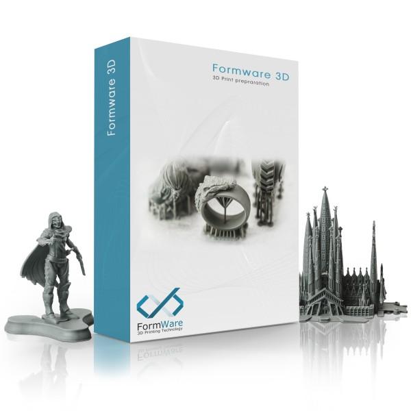 Formware 3D Kommerzielle Lizenz - professionelle 3D Software