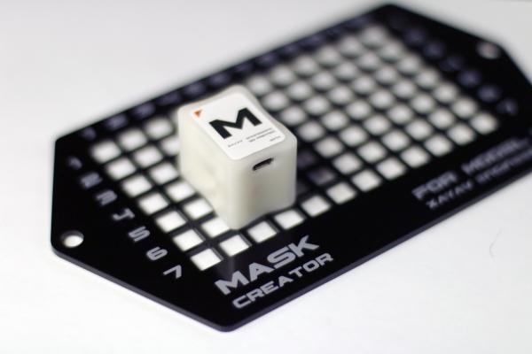 Xayav MaskCreator + Software ausleihen