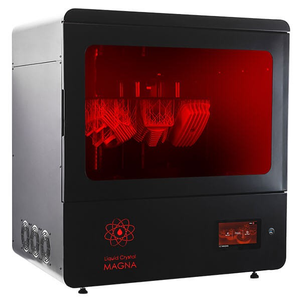 Photocentric 3D Liquid Crystal Magna 3D Drucker