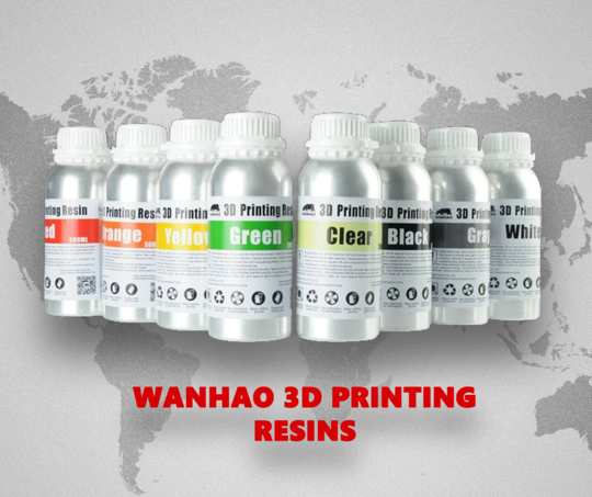 Wanhao Resin